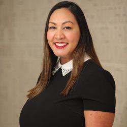 Portrait of Veronica Segovia   Board of Governors portraits in Riggs Alumni Center.